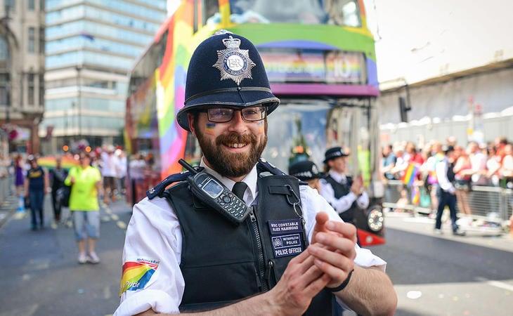 La vida LGTBI de Londres es una de las más activas del mundo