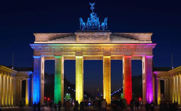 Berlín destaca por la vida nocturna LGTBI