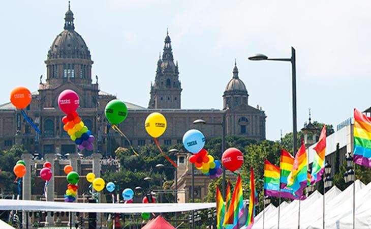 Barcelona ofrece múltiples posibilidades al colectivo LGTBI