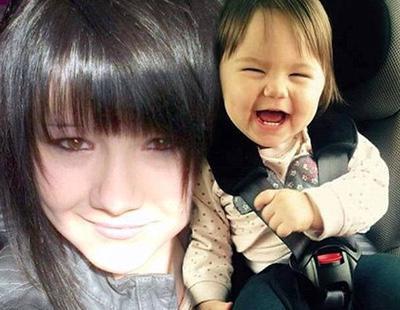 """Asfixia hasta la muerte a su hija de dos años y le envía una foto a su marido: """"creí que querrías un último recuerdo"""""""