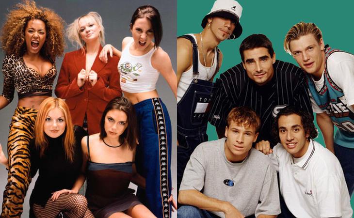 Las Spice Girls y los Backstreet Boys podrían reunirse en una gira