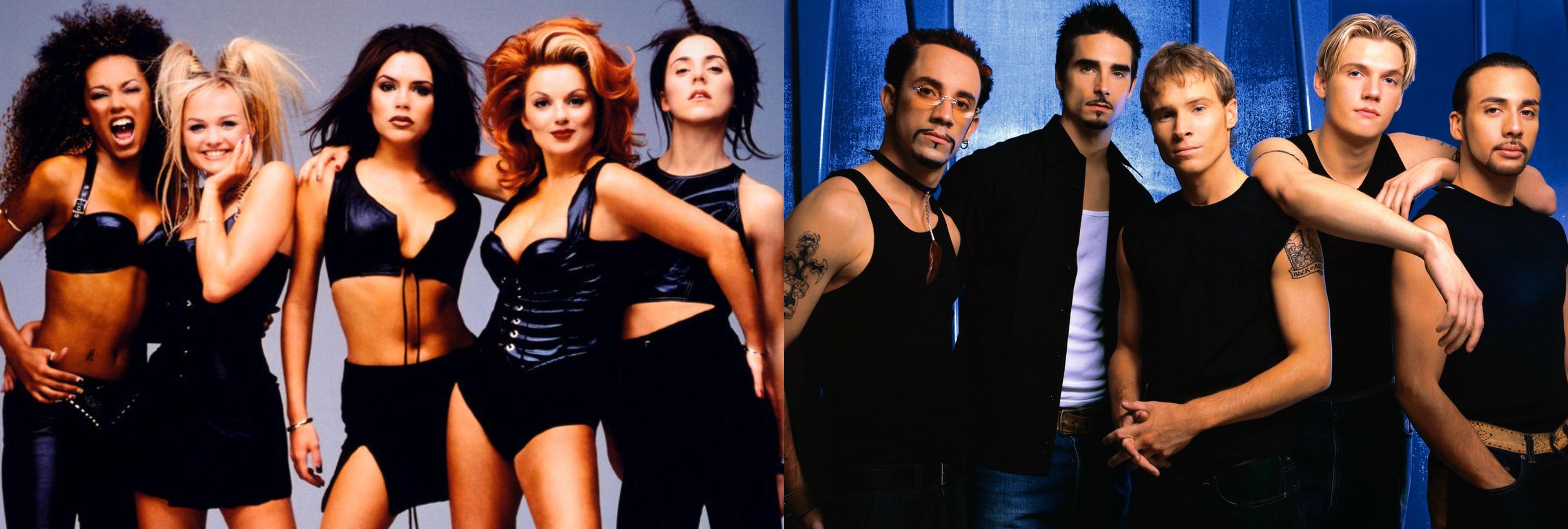 Las Spice Girls y los Backstreet Boys podrían unirse en una gira