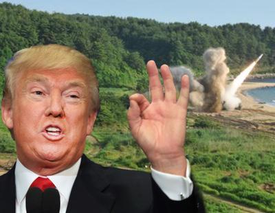 """Trump avisa a Corea del Norte: """"Estamos listos para la guerra"""""""