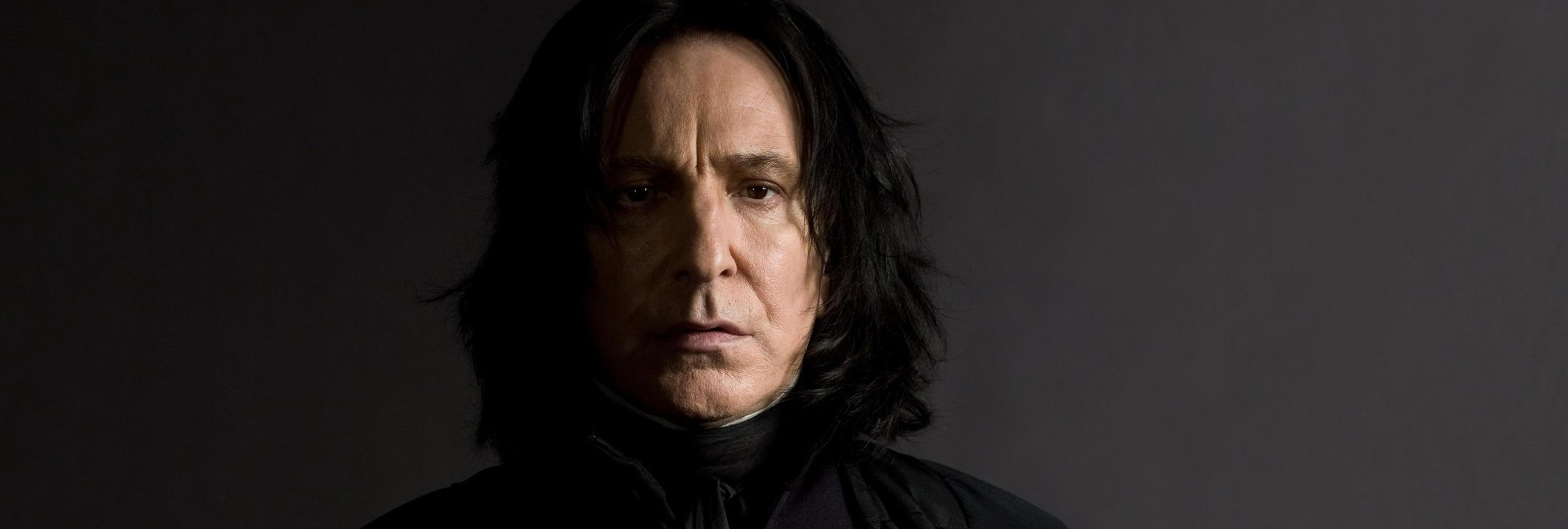 Una teoría sobre 'Harry Potter' asegura que Severus Snape es transgénero