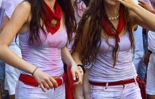 Los Sanfermines comienzan con dos presuntas agresiones sexuales y un detenido