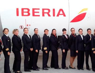 Multan a Iberia por exigir un test de embarazo para contratar a mujeres