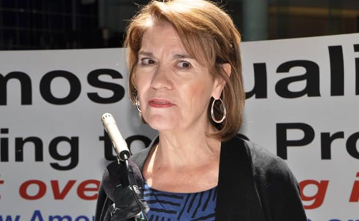 Linda Harvey, católica y salvadora del arcoíris