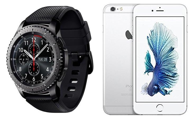 Ofertas en smartphones y smartwatches
