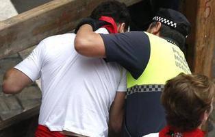 Cuatro detenidos y siete denuncias por abusos sexuales al ecuador de los Sanfermines