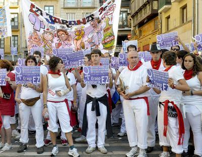 Ocho meses de prisión para dos de los acusados por abusos sexuales en los Sanfermines