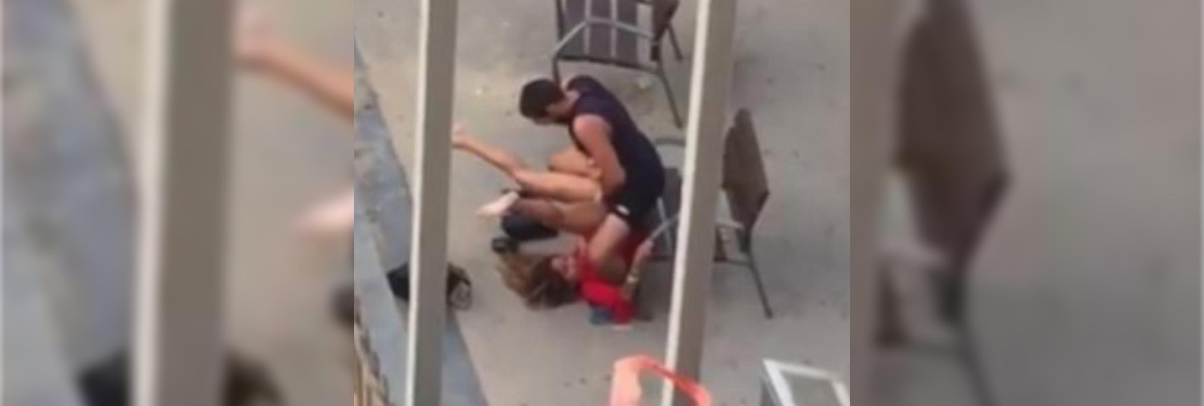 Una pareja es grabada practicando sexo a plena luz del día en la Barceloneta