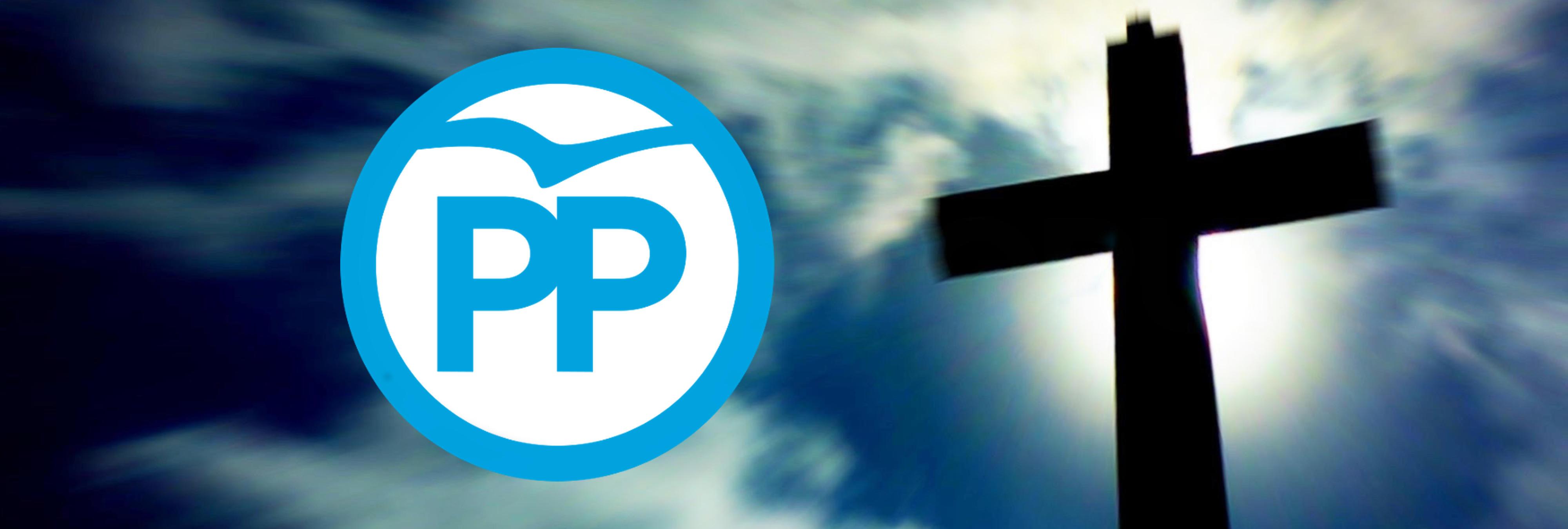 El PP se dedica a repartir panfletos en las Iglesias para hacer campaña