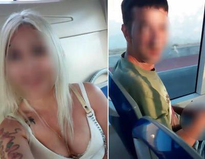Se masturba en un autobús mientras acosa a una chica y ella sube el vídeo a Facebook para denunciar
