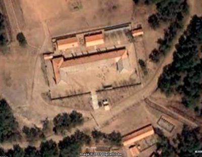 Estados Unidos emplea sus satélites para espiar a sus rivales. En imagen, un campo de concentración en Corea del Norte captado desde el espacio