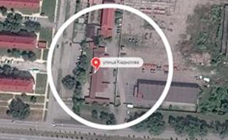 Campo de concentración de homosexuales en Grozni