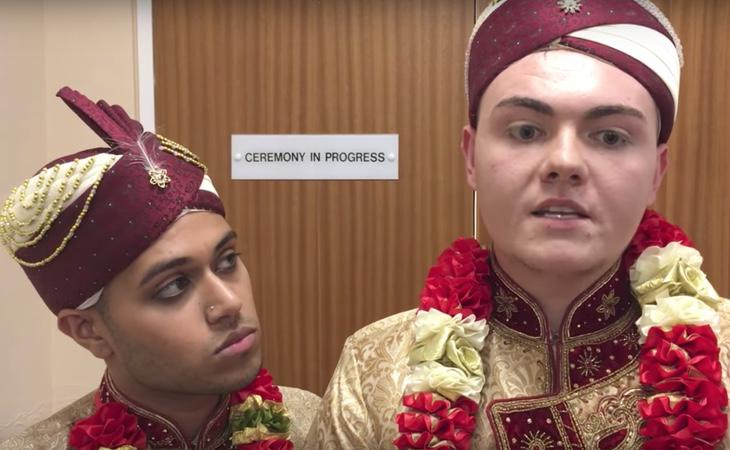 Jahed tuvo muchos problemas para reconocer su homosexualidad