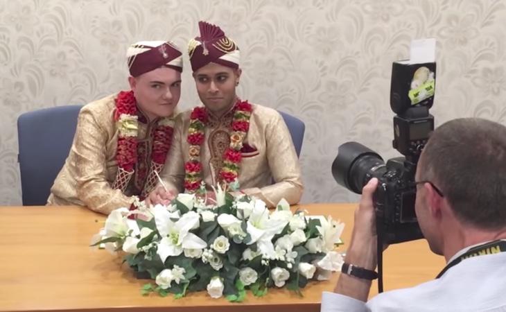 Ambos ya se encuentran felizmente casados y han dejado atrás todos los problemas