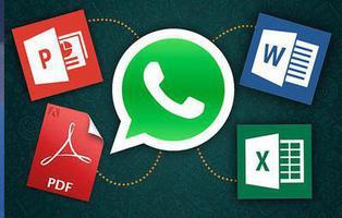 Por fin puedes enviar todo tipo de archivos a través de WhatsApp