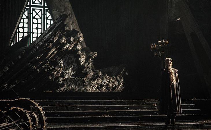 <!--StartFragment-->Daenerys Targaryen llega por fin a Rocadragón
