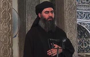 El líder de ISIS estaría vivo y en Siria, según las autoridades iraquíes