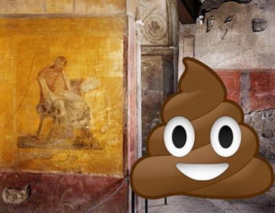 Sorprenden a un turista español defecando en las ruinas de Pompeya