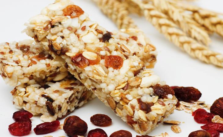 Los cereales no suelen superar el 45% del total