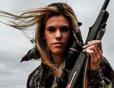 """Melania Capitán, el suicidio de una cazadora llevada hasta """"el límite"""""""