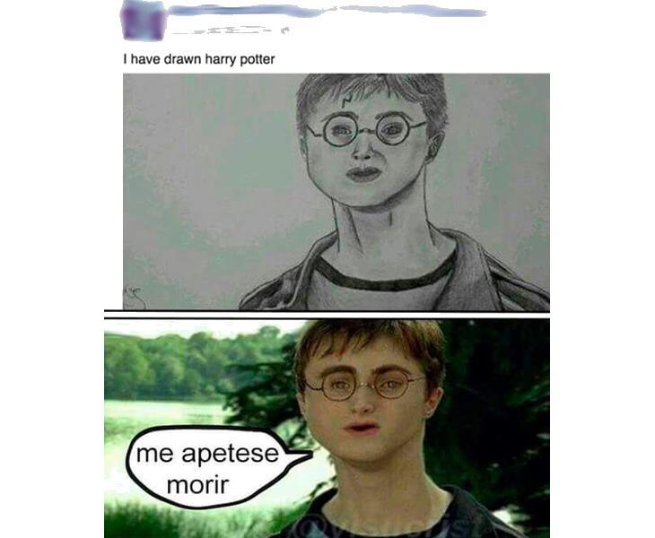Harry Potter tras décadas de consumo de Heroína
