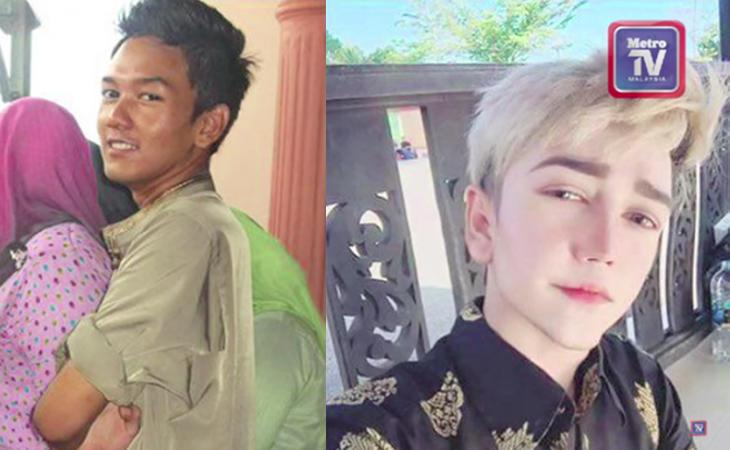 El antes y despues de Amirul Ruzwan