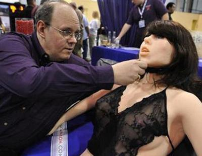 Crean un robot sexual con el que poder practicar violaciones
