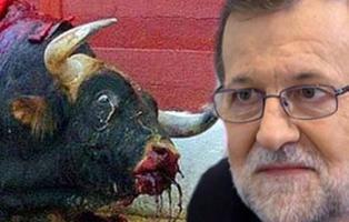 Rajoy recurre la ley que impide matar y maltratar toros en Baleares