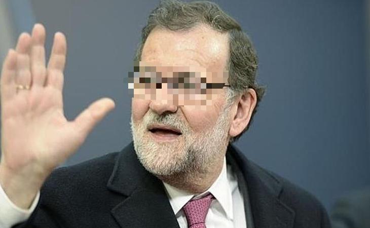 PROHIBIDO GRABAR CON EL MÓVIL A MARIANO RAJOY, advierte el presidente del tribunal a los periodistas