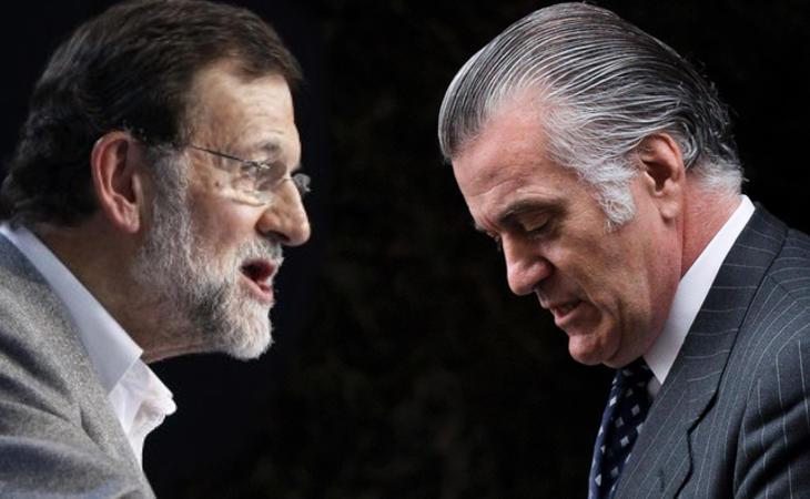 Piden careo entre Bárcenas y Rajoy pero el presidente del tribunal se niega