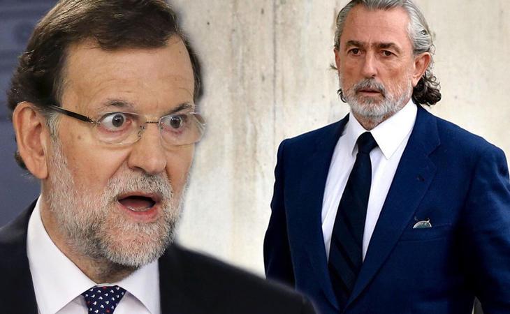 Rajoy no comprobó si el PP siguió contratando con la Gürtel... Lo que pasaba en Valencia ya tal