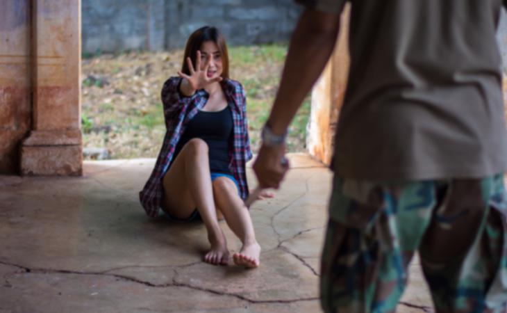 La menor fue violada en dos ocasiones en tan sólo unas horas