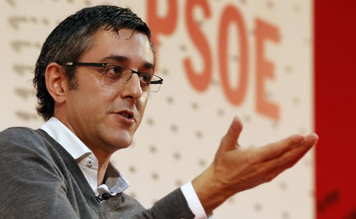El exdiputado socialista, Eduardo Madina