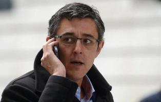 Eduardo Madina dimite tras sus enfrentamientos con Pedro Sánchez