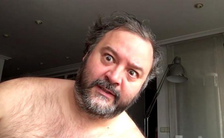 El productor de cine pornográfico, Ignacio Allende alias Torbe