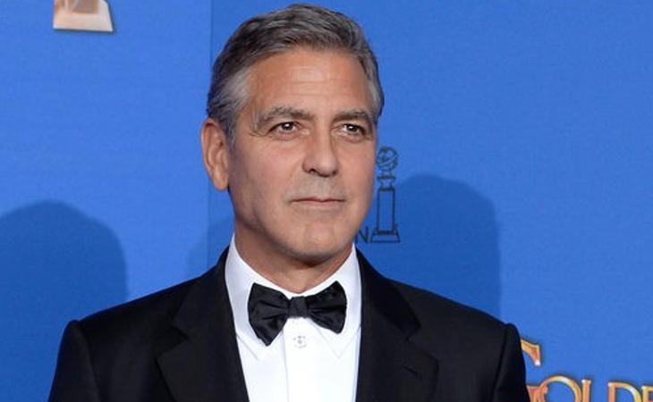 George Clooney, el hobre más guapo del mundo, según la ciencia