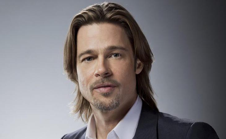 Brad Pitt siempre ha sido un mito erótico