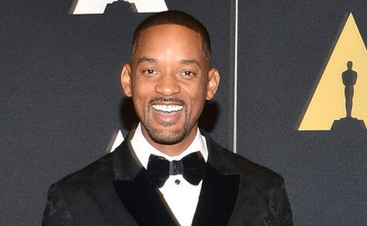 Will Smith ocupa el sexto puesto entre los hombres más guapos del mundo