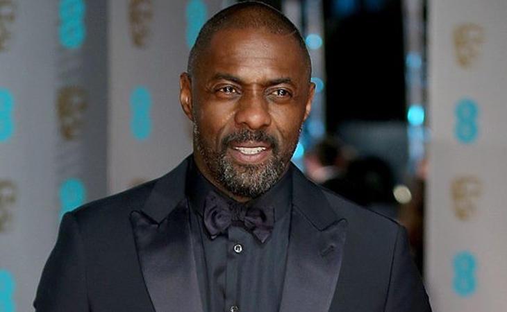 Idris Elba puede presumir de ser uno de los hombres más guapos