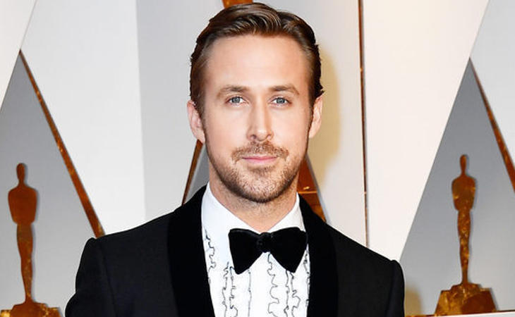 Ryan Gosling tiene una nariz perfecta