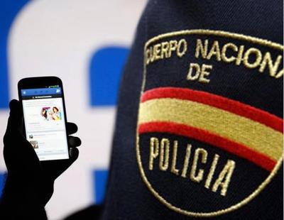 Detenida por celebrar la muerte de un policía en Facebook