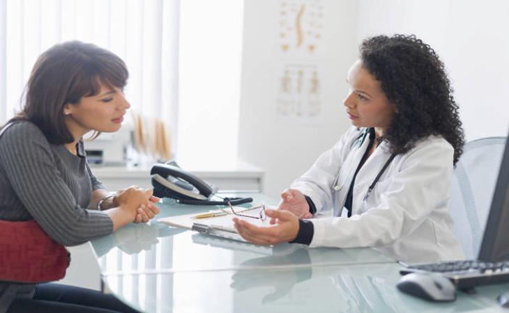 El médico realizará un cuestionario para medir el riesgo real