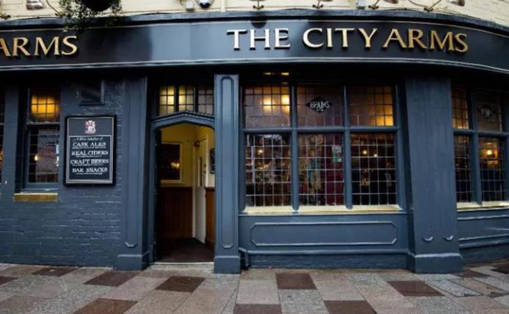 Imagen del bar de la polémica