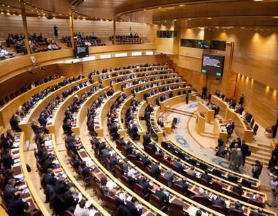 El Senado se gasta casi 3.000 euros en viajes para cada senador, un 25% más que en 2016