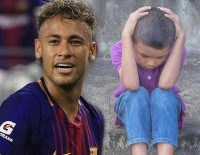 Neymar cuesta más del doble de lo que España invierte contra la pobreza infantil