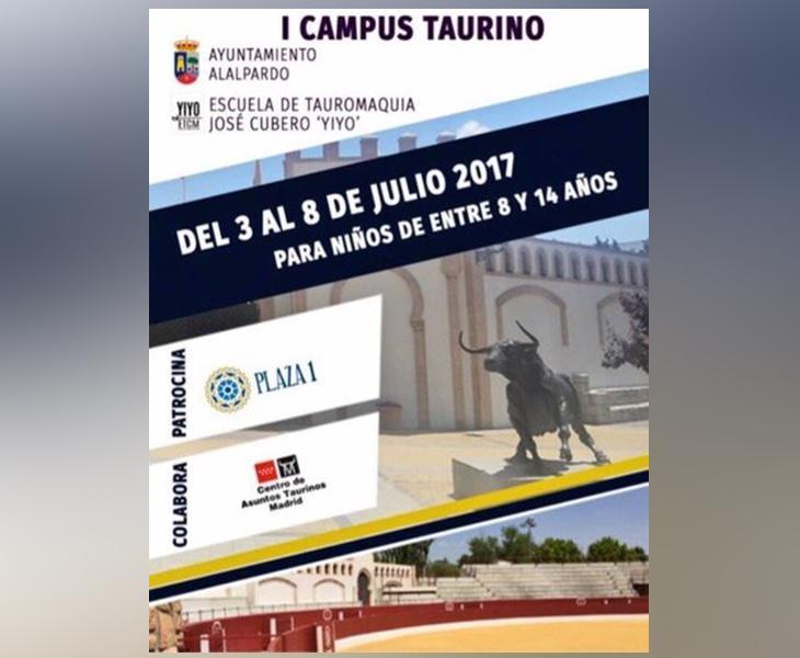 Imagen del cartel promocional del curso