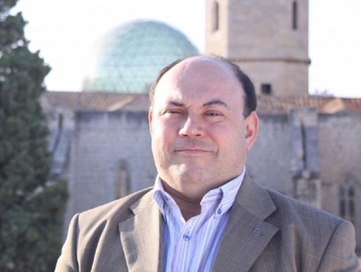 El excondejal del PP en Figueres, Diego Borrego